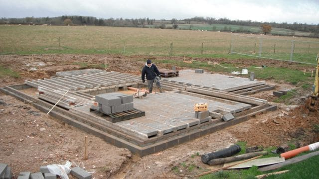 new-build-house-groundworks